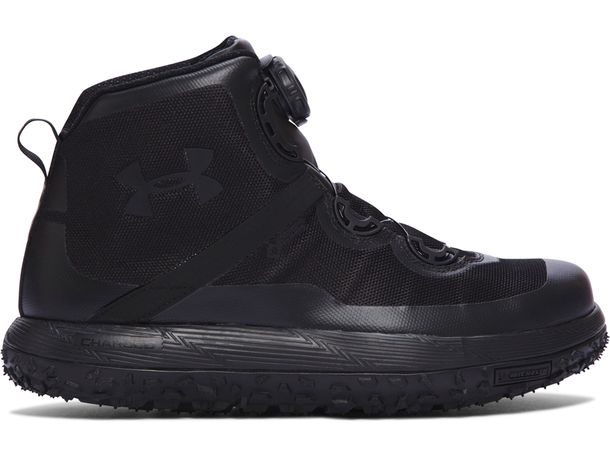 """Under Armour UA Fat Tire GTX 7"""" Waterproof Uninsulated Hiking Boots Gore-Tex Synthetic ..."""