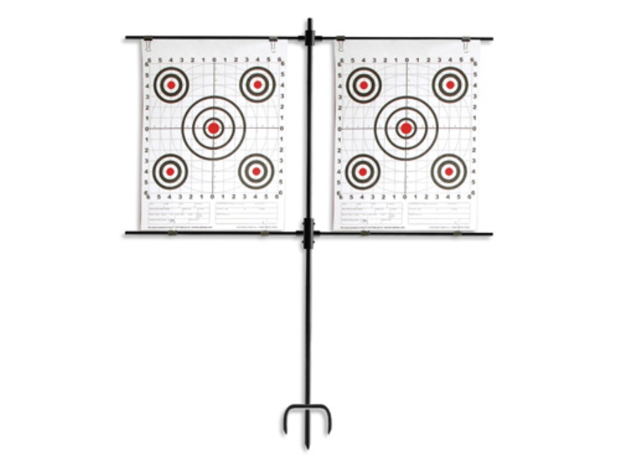 Do-All Simple Shot Paper Target Hanger Portable Target Stand Steel
