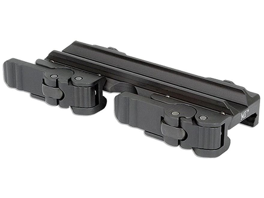 Midwest Industries QD Trijicon V-COG 2 Lever Mount Picatinny-Style Matte