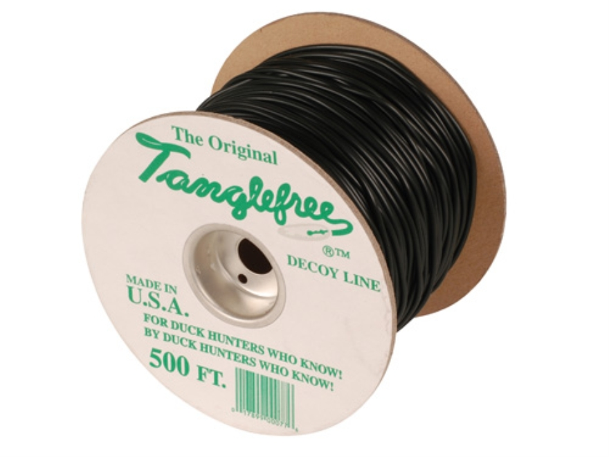 Tanglefree Original Green Decoy Cord 500 Feet
