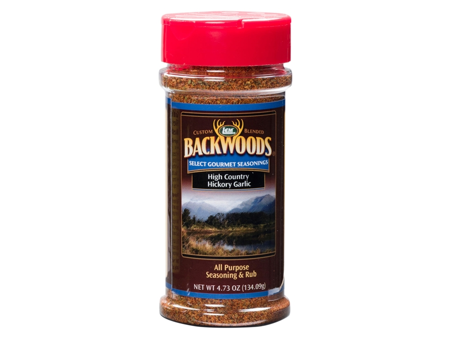 LEM Backwoods Rub