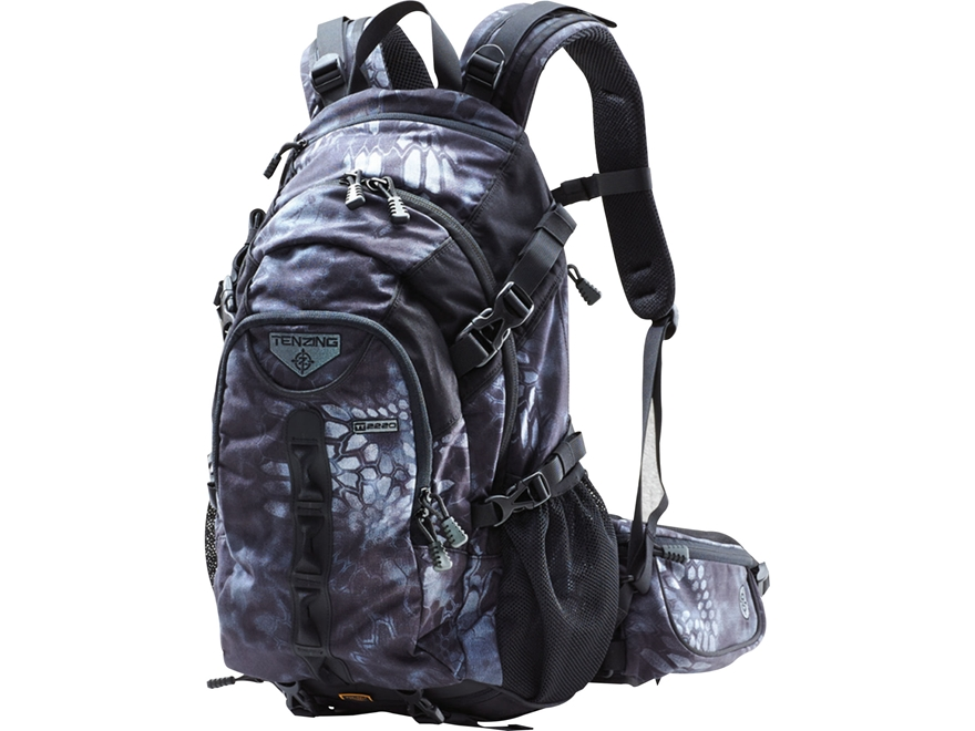Tenzing TT 2220 Tactical Backpack Nylon Kryptek Typhon Camo