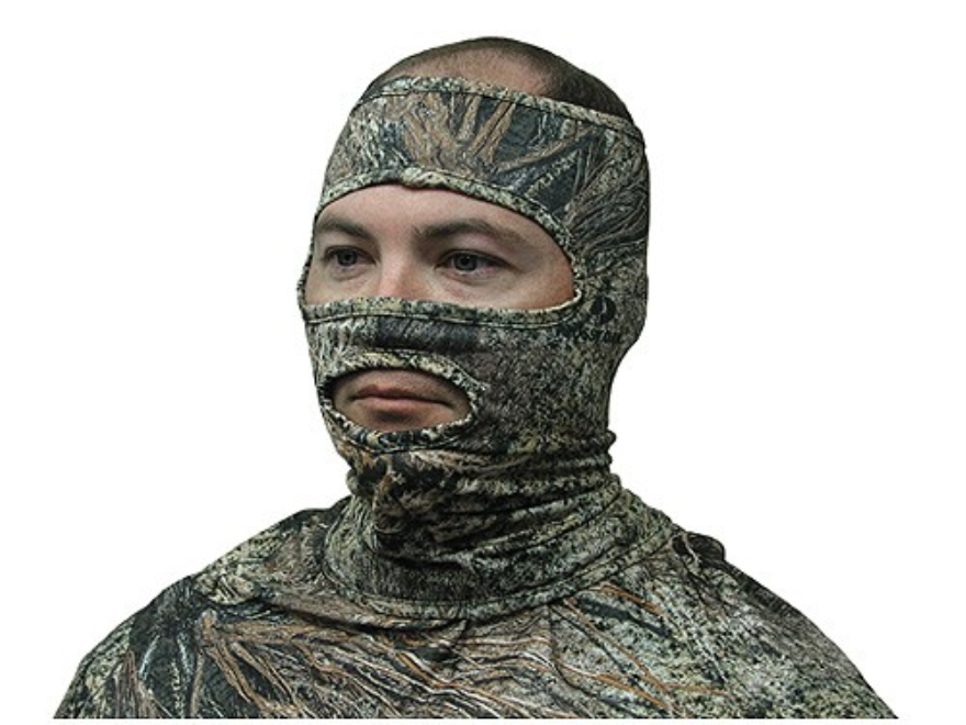 Primos Stretch-Fit 3/4 Face Mask Polyester