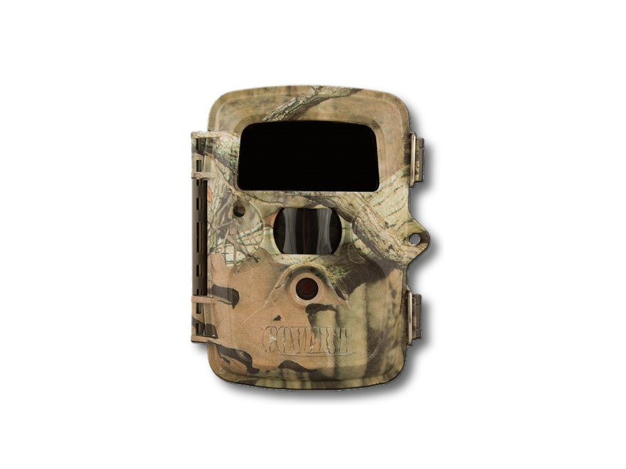 Covert MP8 Black Flash Infrared Game Camera 8 Megapixel with Viewing Screen