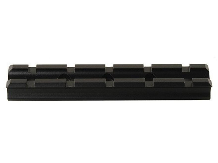 Volquartsen 1-Piece Weaver-Style Base Remington 597 22 Long Rifle, 22 Magnum Aluminum B...