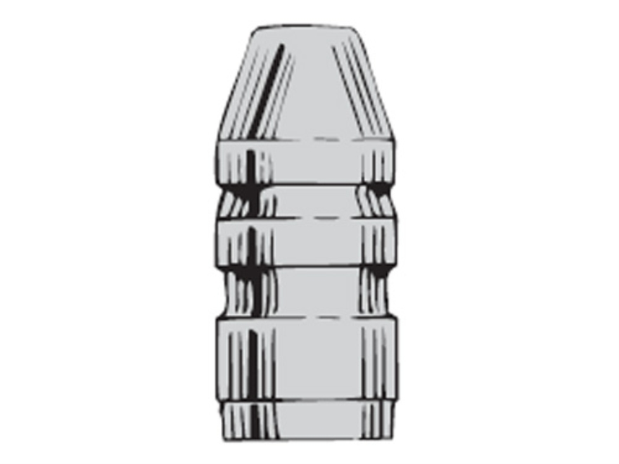 Saeco 3-Cavity Bullet Mold #395 38 Special, 357 Magnum (358 Diameter) 200 Grain Truncat...