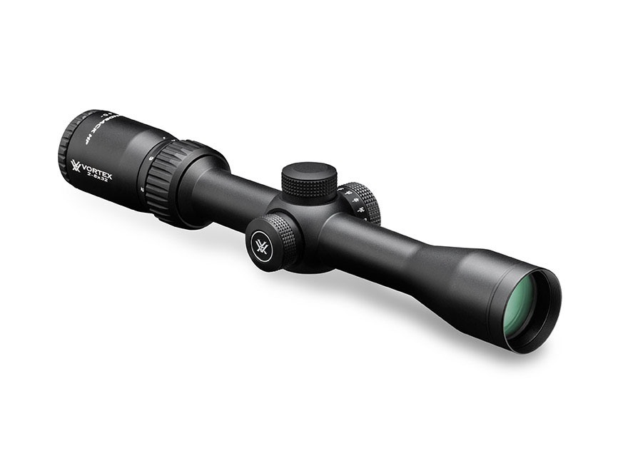 Vortex Optics Diamondback HP Rifle Scope 2-8x 32mm Side Focus Dead-Hold BDC Reticle Matte