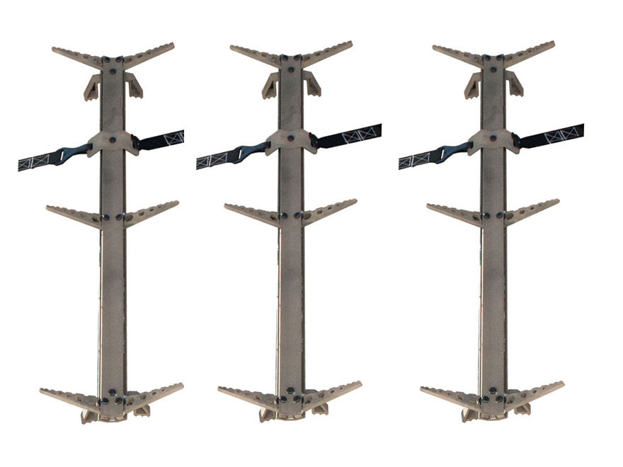 Leverage Climbing Stick Aluminum Pack of 3