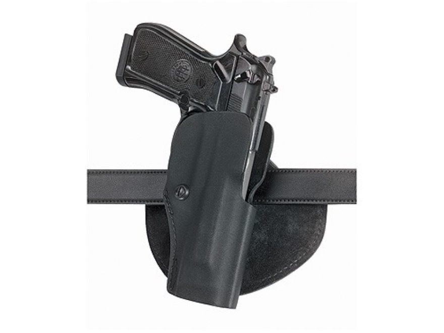 Safariland 5182 Paddle Holster Right Hand Beretta 92F, Taurus PT92C, PT99C, PT92 Polyme...