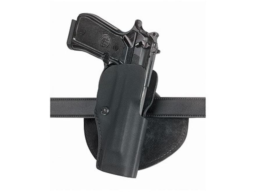 Safariland 5182 Paddle Holster Right Hand Beretta 92F, Taurus PT92C, PT99C, PT92 Polyme...
