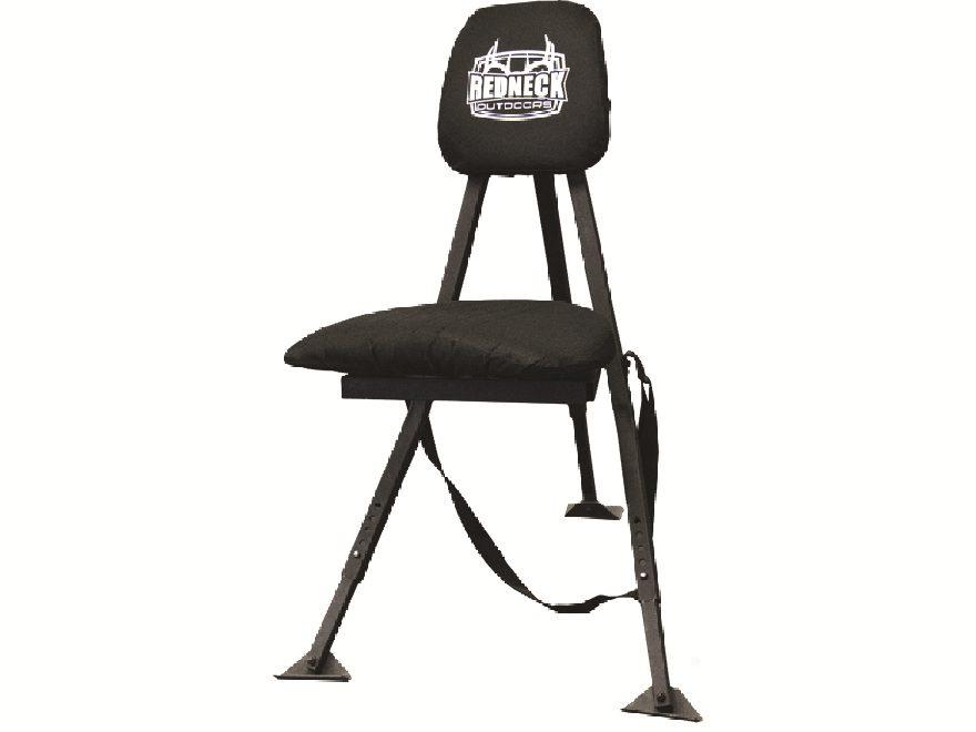 Redneck Blinds Portable Folding Swivel Blind Chair
