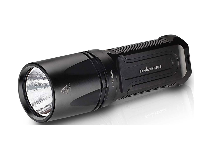 Fenix TK35UE Ultimate Edition Flashlight LED Requires 4 CR123A or 2 18650 Rechargeable ...