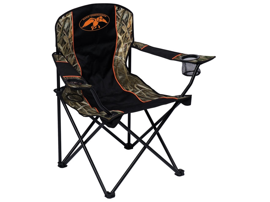 Ameristep Duck Commander Folding Chair Realtree Max-5 Camo