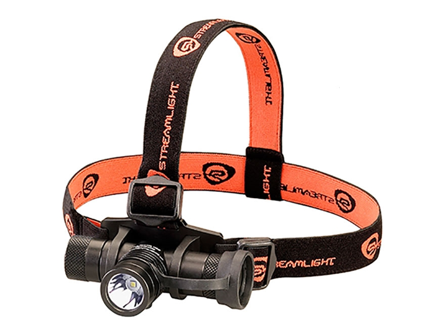 Streamlight ProTac HL USB Headlamp LED with Rechargeable Lithium Ion Battery Aluminum B...