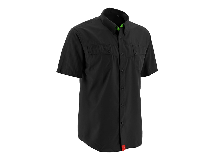 Huk Men's Next Level Performance Shirt Short Sleeve Polyester