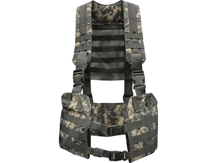 Military Surplus H-Harness ACU Camo