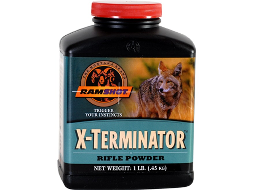 Ramshot X-Terminator Smokeless Powder