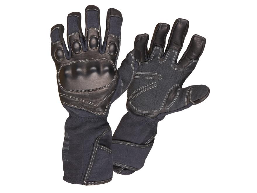 5.11 XPRT HardTime Gauntlet Gloves Goatskin and Kevlar