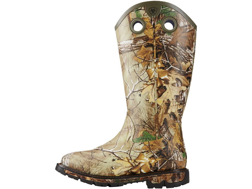 Ariat Conquest Buckaroo 16 Waterproof Uninsulated Hunting