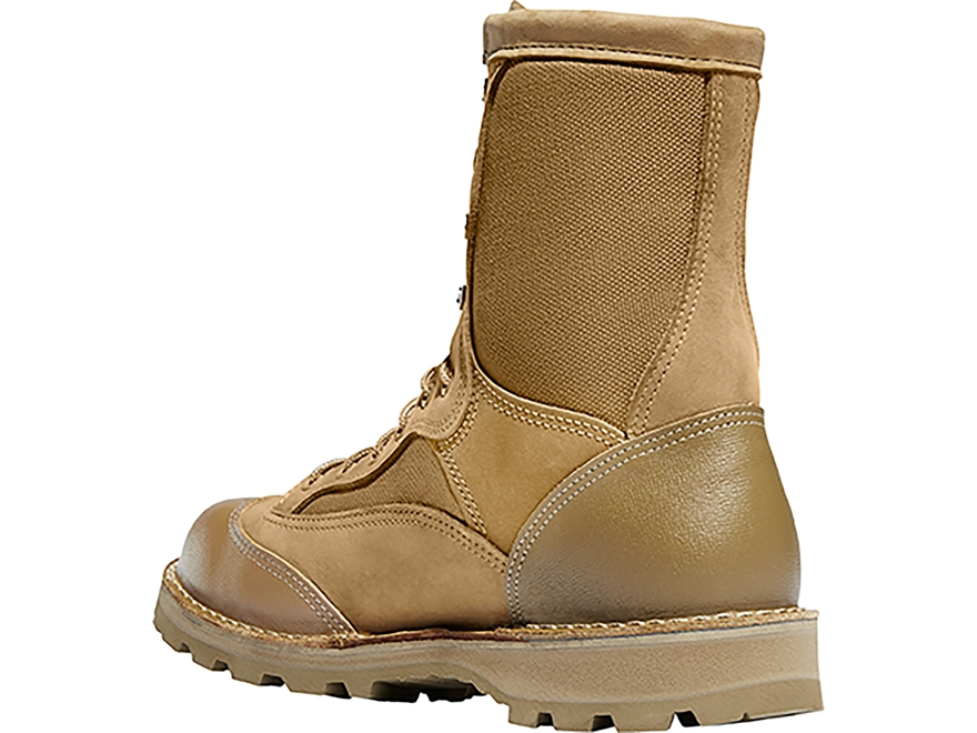 Danner USMC Rat GTX 8 Waterproof Tactical Boots Leather Nylon Mojave
