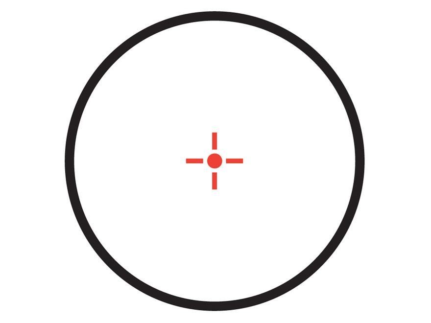 Mini Shot Pro Spec w/Riser Mount - Red   Sightmark