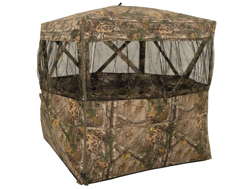 Browning Mirage Ground Blind 59 X 59 X 66 Polyester Mpn