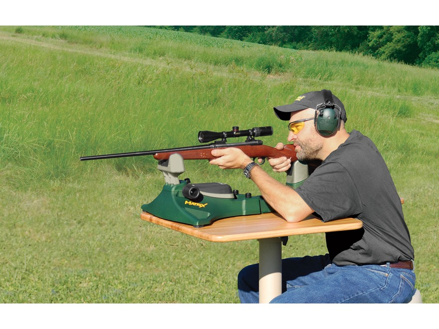 how to hold steady when shooting a rifle