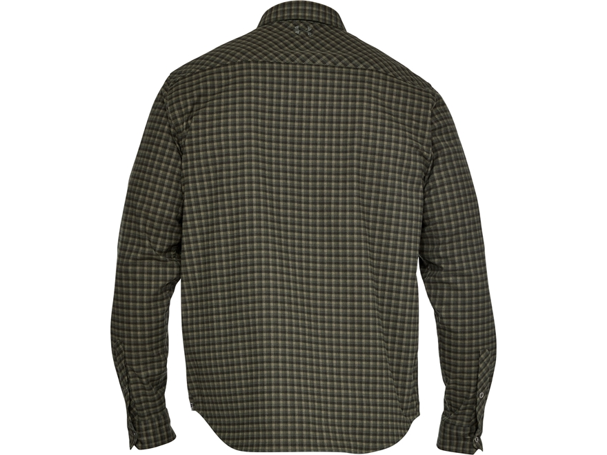 Under Armour Men 39 S Ua Threadborne Flannel Shirt Upc
