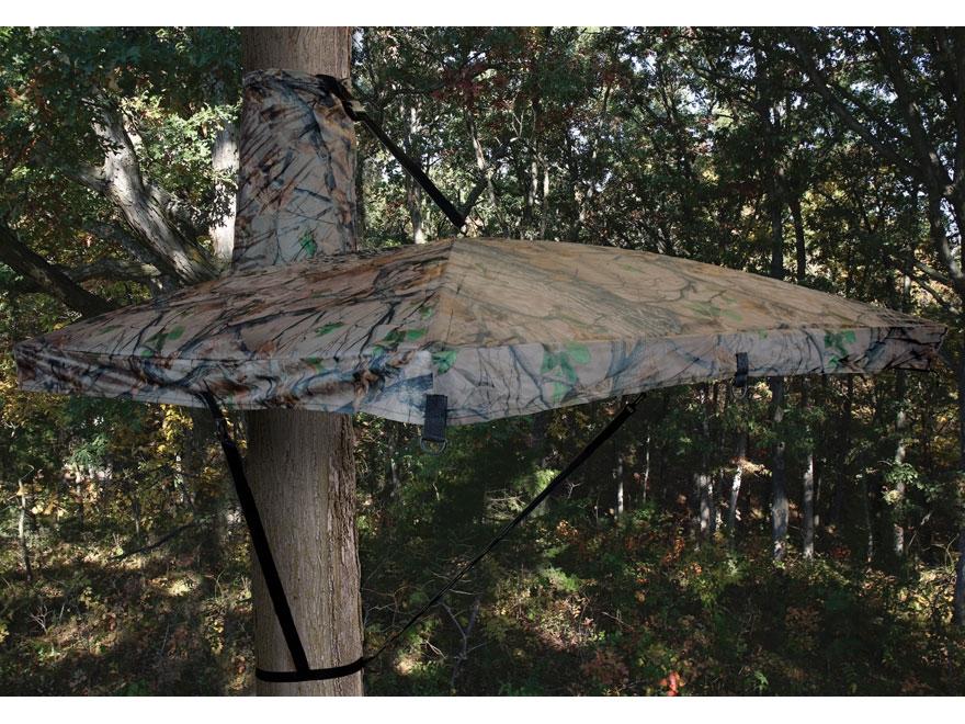 Big Game Universal Treestand Umbrella Epic Camo Mpn Cr5055