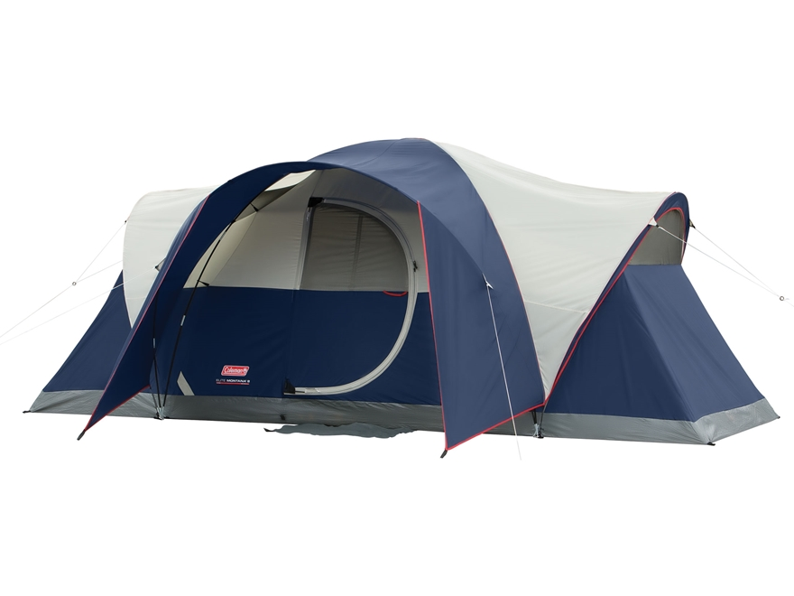 Alternate Image 1 · Alternate Image 2 ...  sc 1 st  MidwayUSA & Coleman Montana Elite 8 Man Dome Tent 192 x 84 x 74 - MPN: 2000027943