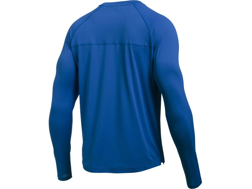 Under Armour Men 39 S Ua Sunblock T Shirt Long Sleeve Upc