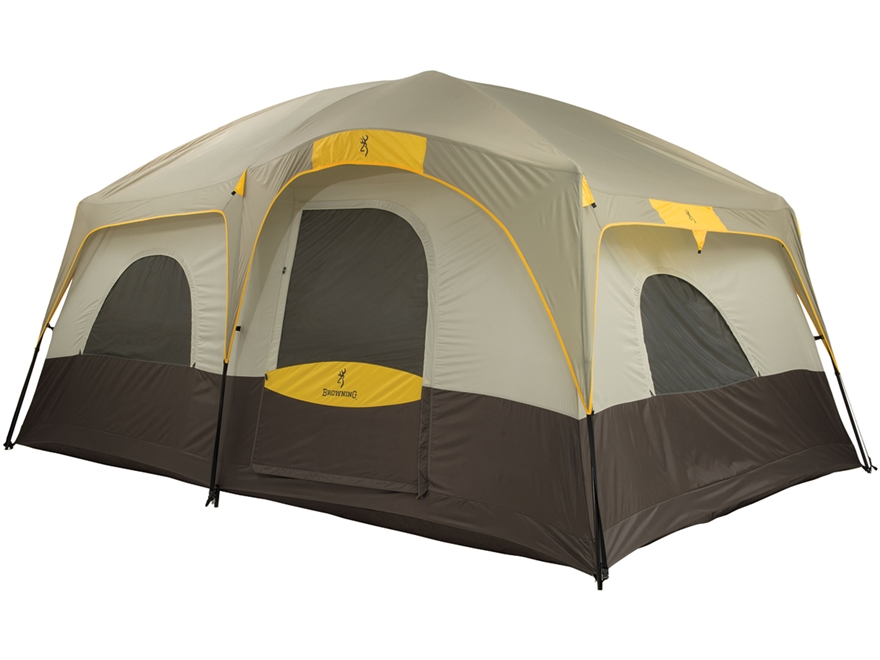Browning Big Horn 8-Person Cabin Tent  sc 1 st  MidwayUSA : two room tent - memphite.com