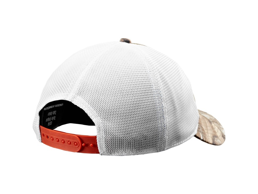 Under armour ua camo fish hook mesh cap polyester upc for Under armour fish hook hat
