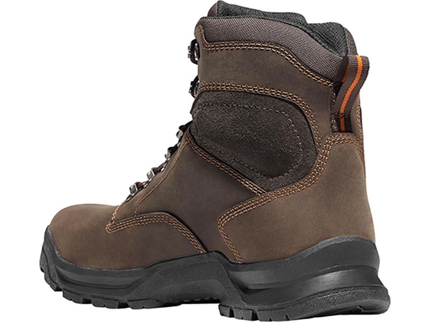 Danner Crafter 6 Waterproof Uninsulated Non-Metallic Toe Work Boots