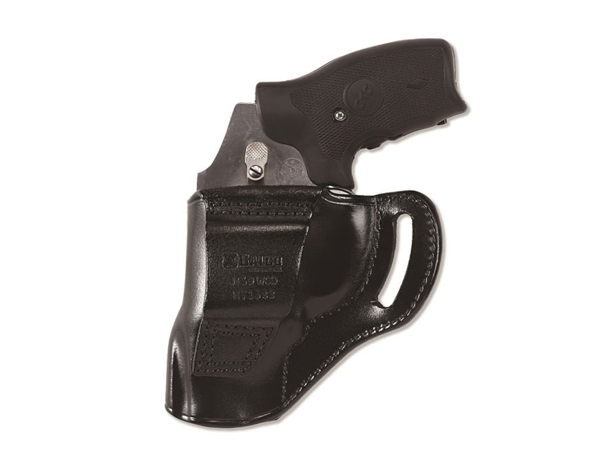 galco hornet belt holster right hand leather black
