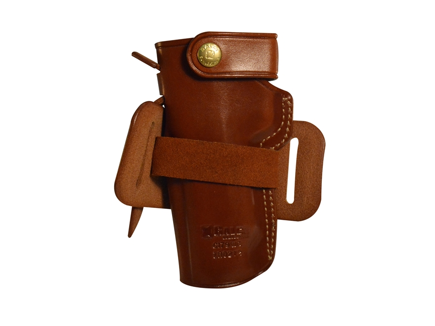 galco ironhide belt holster right leather