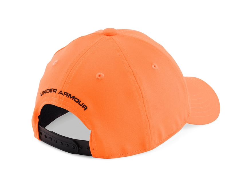 under armor blaze orange hats