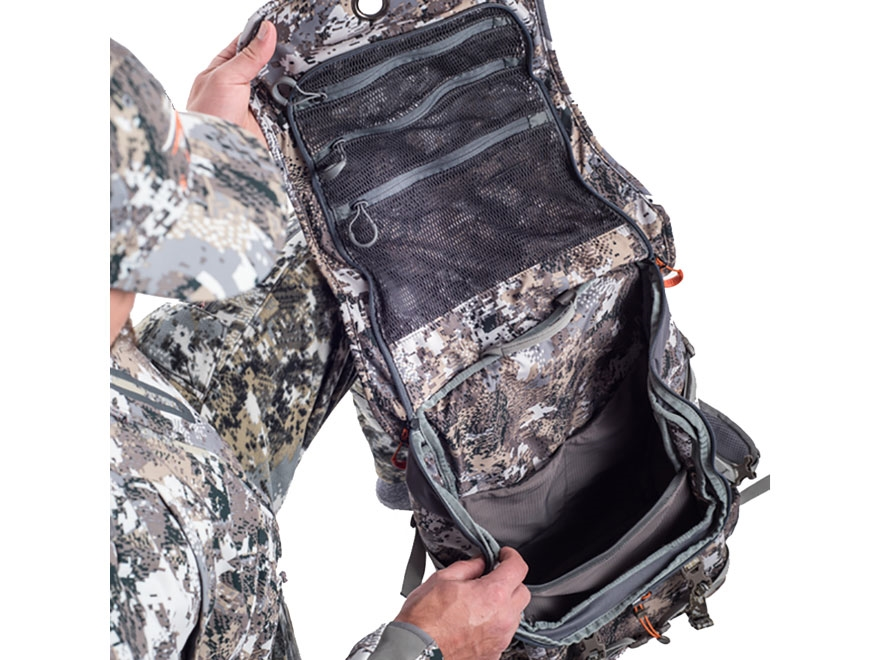 Sitka Gear Tool Box Backpack Polyester Gore Upc