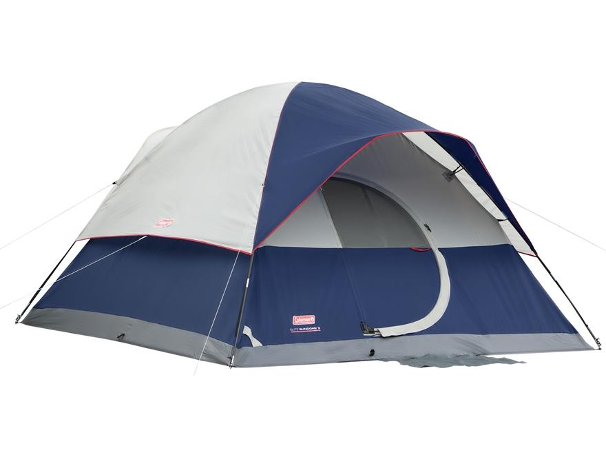 sc 1 st  MidwayUSA & Coleman Evanston Elite 6 Man Dome Tent 120 x 144 x - MPN: 2000027946
