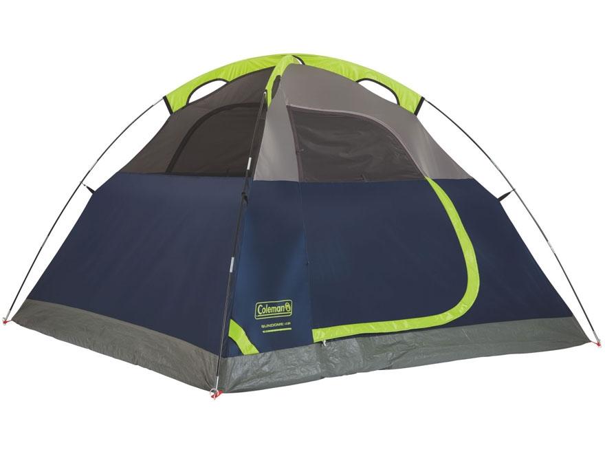 Alternate Image 1 · Alternate Image 2 ...  sc 1 st  MidwayUSA & Coleman Sundome 4 Man Dome Tent 84 x 108 x 59 - MPN: 2000024582