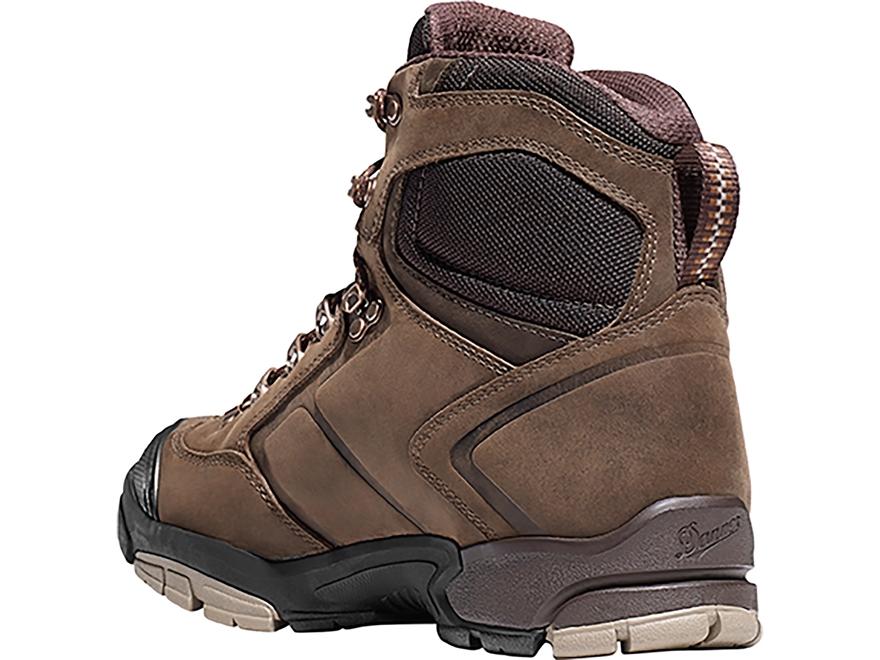 Danner Mt. Adams 4.5 Waterproof Hiking Boots Leather Nylon Brown Men's