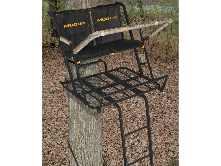 Muddy Outdoors The Nexus 20 Double Ladder Treestand Mpn