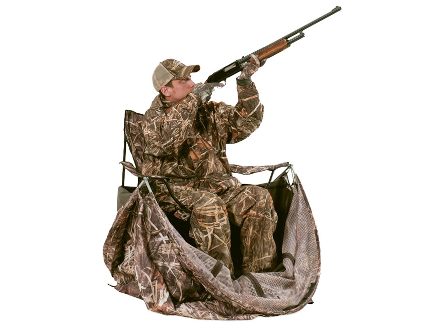Ameristep Duck Commander Rapid Shooter Tent Chair Mpn