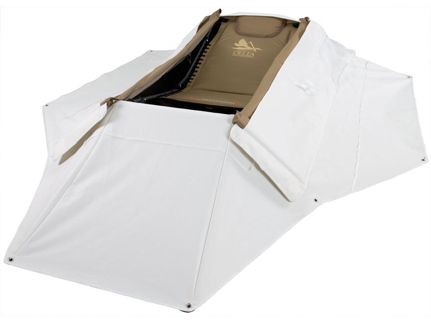 Delta Waterfowl Zero Gravity Layout Blind Snow Cover Mpn