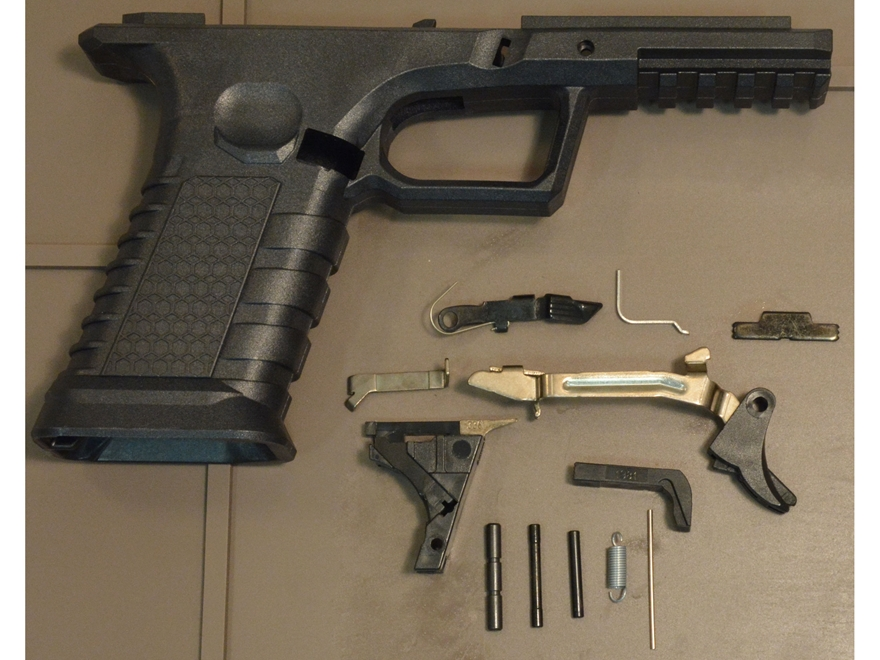 Glock 23 Frame - Frame Design & Reviews ✓