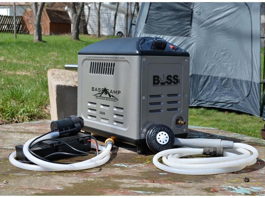 Mr Heater Base Camp Xb13 Battery Operated Portable Mpn