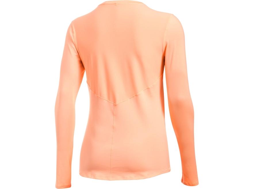 Under Armour Women 39 S Ua Sunblock T Shirt Long Sleeve Polyester