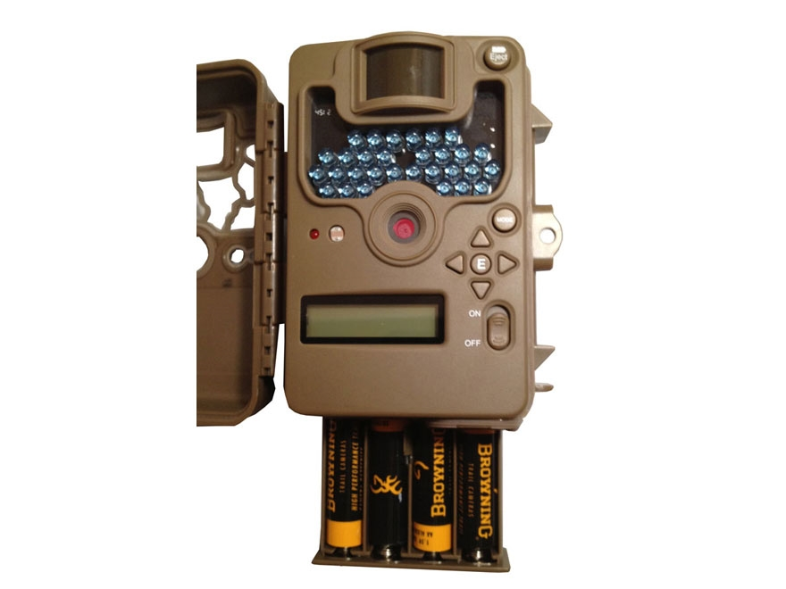 Browning Range Ops XR Infrared Game Camera 8 MP Brown - MPN: BTC-1XR