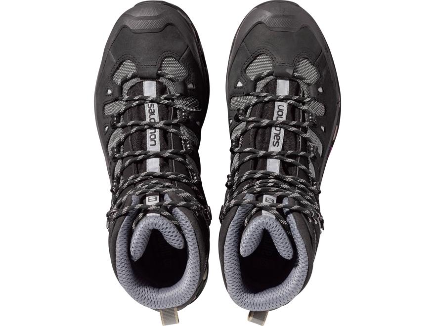 Salomon Quest 4D 2 GTX 6 Hiking Boots Synthetic Leather Men's