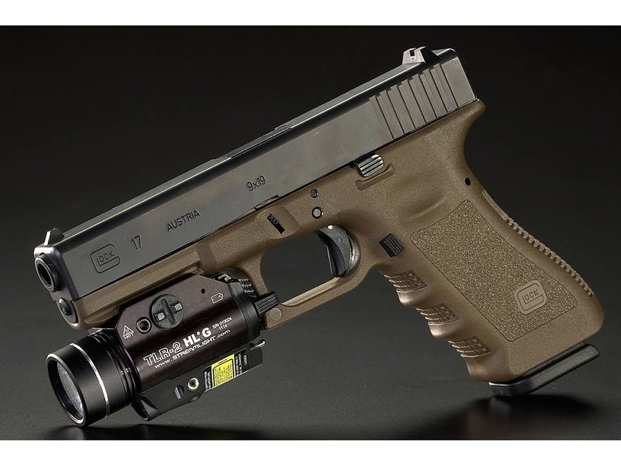 Streamlight Tlr 2 Hl G Weapon Light Led Green Laser 2